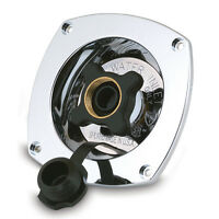 Shurflo Pressure Reducing City Water Entry - Wall Mount - Chrome