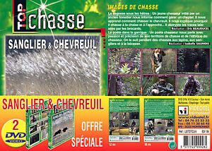 Lot-2-DVD-Chasse-sanglier-chevreuil-Chasse-du-grand-gibier-Top-Chasse