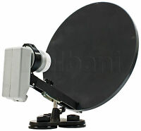 55-2240 15 Portable Satellite Dish With Lnb