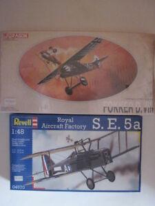 FOKKER-D-VIII-S-E-5A-REVELL-DRAGON-SCALA-1-48
