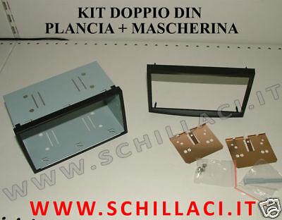 Kit Plancia Doppio Din Scudo, Citroen C2,c3 , 207, 208