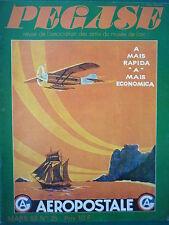 3/82 PEGASE 25 AEROPOSTALE BOUILLOUX-LAFFONT MAQUETTE 1/3 POINT D'INTERROGATION