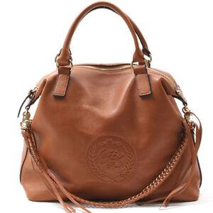 New-leather-HandBag-Shoulder-Women-bag-brown-black-hobo-tote-purse-designer-l297