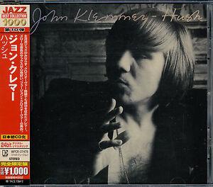 JOHN-KLEMMER-hush-WPCR-27478-JAPAN-24-bit