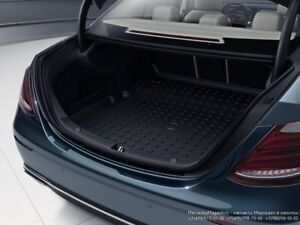 New-Genuine-Mercedes-Benz-E-Class-W213-Saloon-Boot-Tub-Liner-A2138140000-OEM