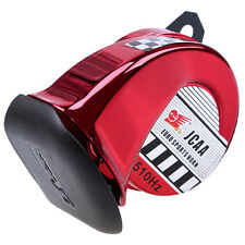 1x12V 510Hz Loud Snail Horn for Motorcycle Pocket Dirt Bike Scooters ATVs Mopeds
