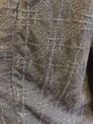 taglia Medium nero ricamato lino 12 Bolero J26796 Giubbotto in 1n0FXxpwq