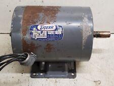 Clausing 5900 Metal Lathe Parts Doerr 2 Hp Motor 3 Phase