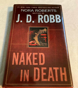 Naked in Death by J. D. Robb- MP3CD - Audiobook