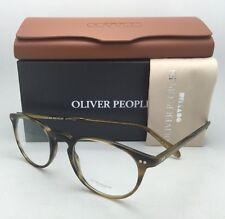 New OLIVER PEOPLES Eyeglasses RILEY R OV 5004 1211 47-20 Moss Tortoise Frames