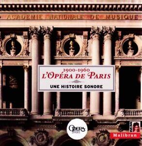 OPERA-DE-PARIS-1900-1960-Une-Histoire-Sonore-10-CD-Neuf