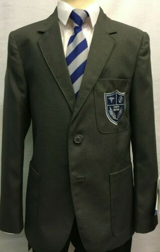 Boys Selston High Blazer With Embroidered School Badge