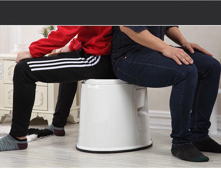 D02 Outdoor  Indoor Portable Toilet Pedestal Pan Camping RV Caravan Parts M  affordable