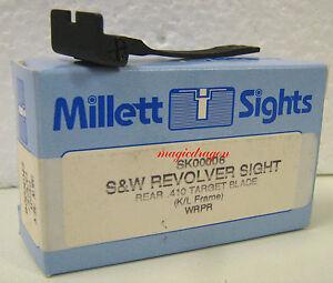 Millett-Smith-amp-Wesson-K-amp-L-Frame-Adj-Rear-Sight