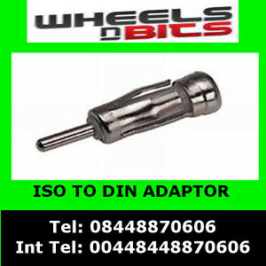 PC5-27-for-ISO-TO-DIN-ANTENNA-ADAPTOR-FOR-FORD-FOCUS-FIESTA-KA-Escort-MONDEO