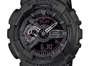 Casio-G-Shock-Mens-Wrist-Watch-GA110MB-1A-GA-110MB-1A-Digital-Analog-Black-Large