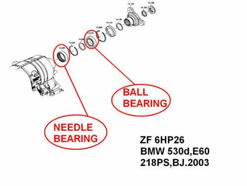 ZF 6HP21 Nadellager 0735 298 284  für Automatikgetriebe