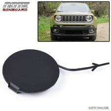 NEW REAR BUMPER TOW HOOK COVER FITS 2015-2017 JEEP RENEGADE CH1180137