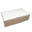 Premium-Wedding-Ivory-or-White-Single-Party-Cake-Slice-Boxes-105x65x35mm thumbnail 4