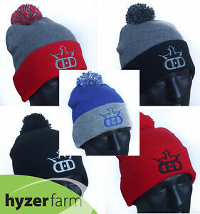 Dynamic Discs POM BEANIE STOCKING CAP  pick color  Hyzer Farm disc ... dc0b91910f44