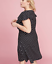 Lane-Bryant-Ruffle-Sleeve-Polka-Dot-Fit-Flare-Dress-Women-Plus-22-24-26-28-3x-4x thumbnail 4