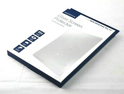 """Insignia Tempered Glass Screen Protector for NEW 2018 iPad Pro 11/""""//NS-IP18105GLS"""