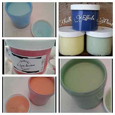 Chalk Effects Paint - Premium Chalk Style Paint -  C. Lynn Harrison - 6oz size
