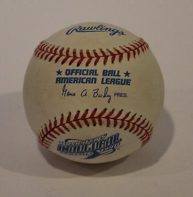 Tampa Bay Rays Devil Rays 1998 Inaugural Season Baseball Ball Collectors set #1