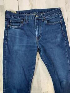 J-Crew-770-w-Kurabo-Jeans-Size-33x32-Slim-Fit-Straight
