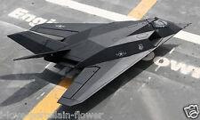SkyFlight LX RC Jet F117 Nighthawk KIT Model Airplane 64MM EDF W/O ESC Battery