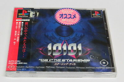10101: Will the Starship Playstation