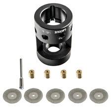 Tig Welding Tungsten Electrode Sharpener Grinder Multi Angle Offsets Kit Tool