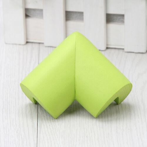 4X Kantenschutz Eckenschutz Schaumstoff Tisch für Baby Kindersicherung