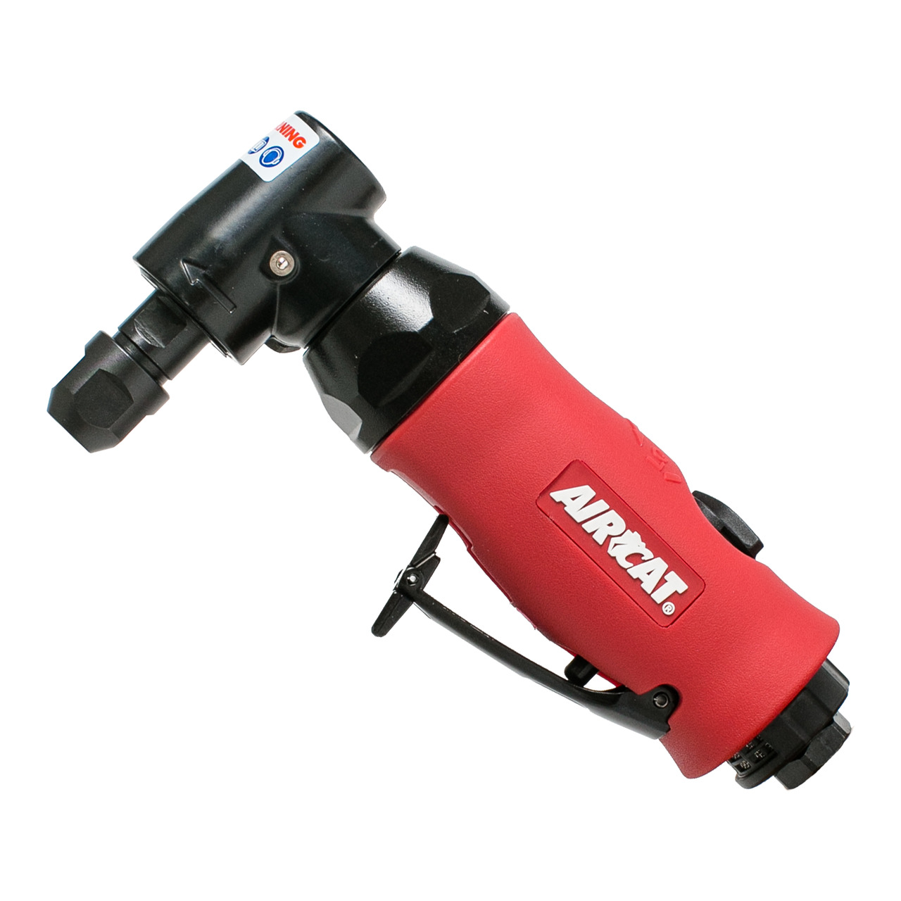 Aircat 6280 0.75 HP Angle Die Grinder with Spindle Lock. Available Now for 86.39