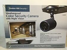 bunker hill security weatherproof color camera night vision 95914