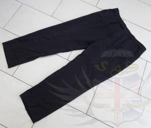 ROYAL NAVY ISSUE MENS GRADE 2 CLASS 3 BLACK DRESS UNIFORM TROUSER-PARADE PANTS