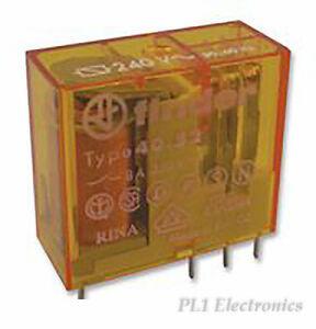 FINDER-40-52-8-240-0000-RELAY-DPCO-240VAC-8A-PCB
