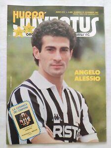 HURRA-039-JUVENTUS-N-12-DICEMBRE-1987-IAN-RUSH-COPPA-UEFA-PANATHINAIKOS-VIGNOLA