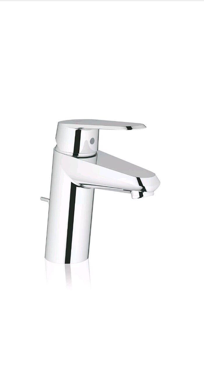 GROHE EURODISC Cosmo Basse Pression Chrome Mélangeur lavabo GR.3319020L