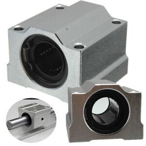 SC20UU-20mm-Aluminum-Alloy-CNC-Slide-Bushing-Shaft-Linear-Ball-Bearing-Block