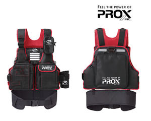 PROX Floating Game Vest Lure Fishing Life Jacket PX399SP