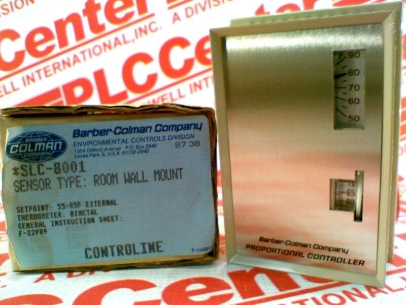 INVENSYS SLC-8001   SLC8001 (NEW IN BOX)