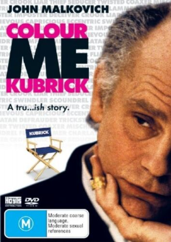 1 of 1 - Colour Me Kubrick (DVD, 2006)