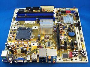 492774-001-BENICIA-GL8E-Motherboard-with-I-O-Shield