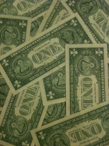 1935-1957 One Dollar Note $1 Silver Certificate AU-UNC Bill CU Blue Seal US