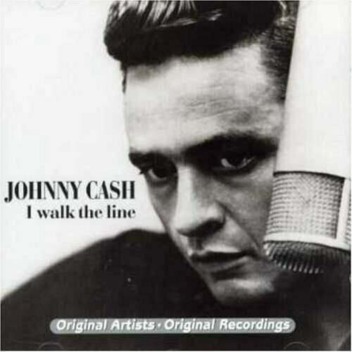 Johnny Cash I walk the line (compilation, 16 tracks, 1999)  [CD]