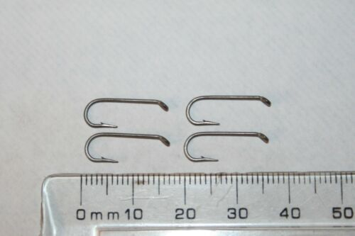 Fly tying hooks 100 Eagle Claw Performance L//S Nymphe Crochets #12 Qualité Supérieure Crochets