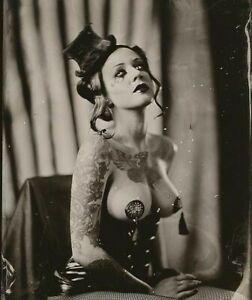 Antique-Circus-Freak-Photo-927-Oddleys-Strange-amp-Bizarre