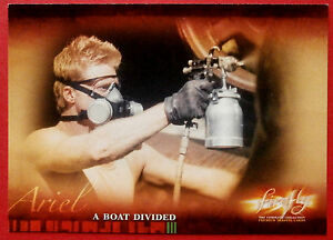 Joss-Whedon-039-s-FIREFLY-Card-39-A-Boat-Divided-Inkworks-2006
