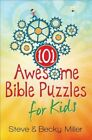 101 Awesome Bible Puzzles for Kids by Steve Miller, Becky Miller (Paperback, 2015)